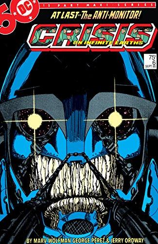 Crisis on Infinite Earths #6 (English Edition)