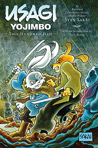 Usagi Yojimbo Volume 29: Two Hundred Jizo Ltd. Ed..