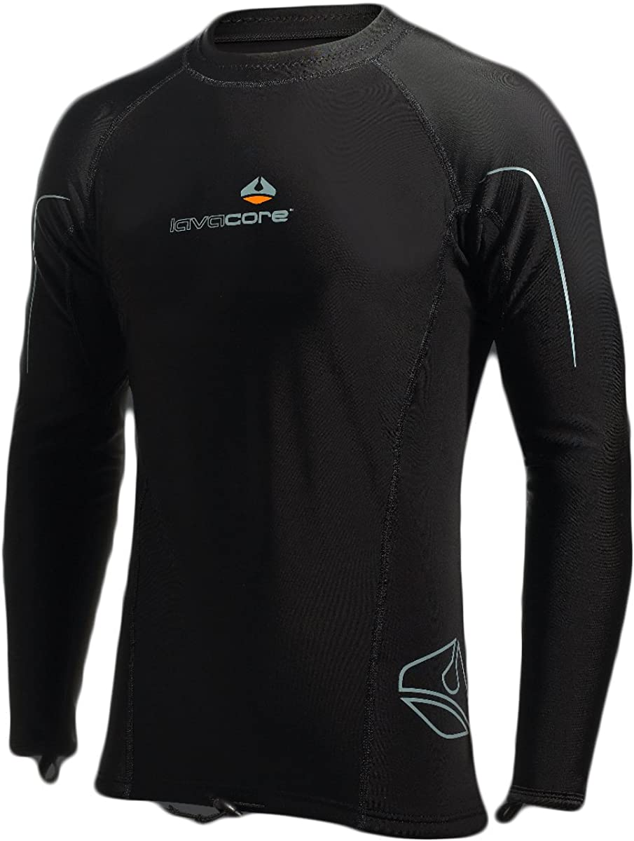 Lavacore Men's Max 88% OFF Long Sleeve Max 61% OFF Mult-Sport Diving Div Scuba Polytherm
