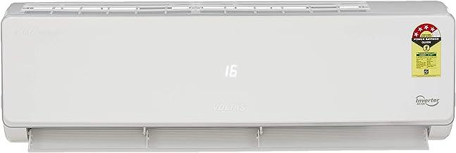 Voltas 1.5 Ton 4 Star Inverter Split AC (Copper 184V SZS White)