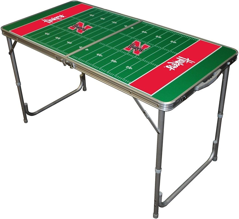 Wild Sports TTABLENEB NCAA Nebraska Cornhuskers 2x4 Tailgate Table
