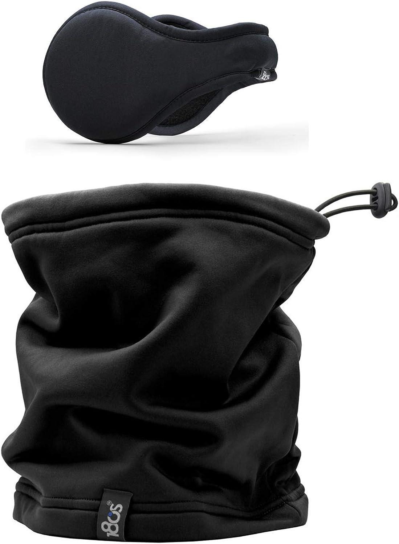 180s Men's Urban Ear Warmer, Behind-the-Head Winter Earmuffs