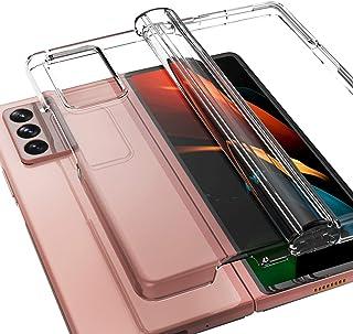 araree [Nukin 360] Transparent Hard Polycarbonate Case for Galaxy Z Fold2 (Clear)…