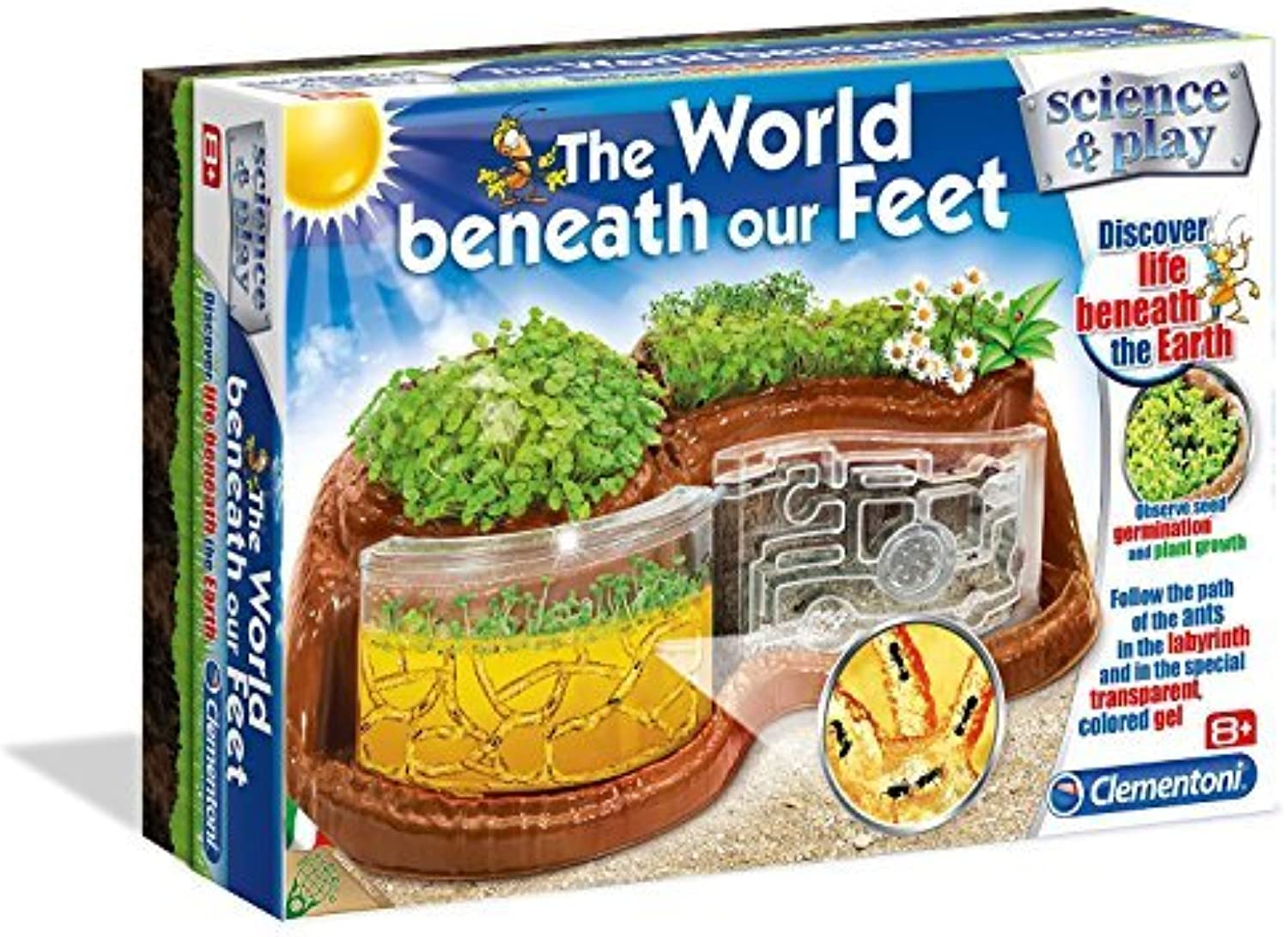 The World Beneath Our Feet by Creative Toy