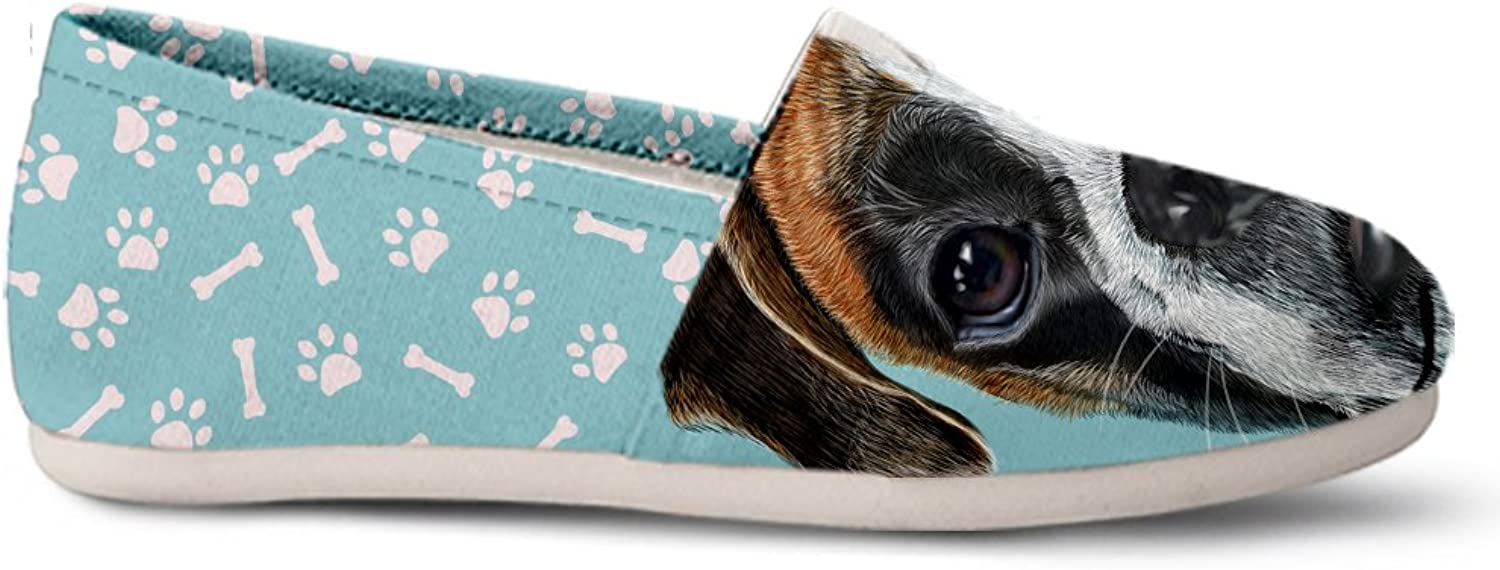 Gnarly Tees Boxer Puppy Casual shoes