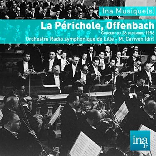 Marcel Cariven & Orchestre radio symphonique de Lille-Nord-Picardie