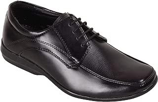 BATA Men Black Derby Formal Shoes