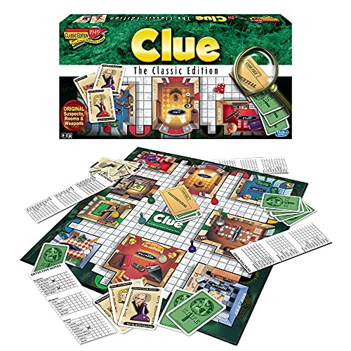 They'll love clue - perfect gift ideas for the letter C