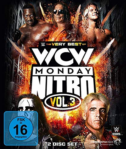 The Best of WCW Monday Night Nitro Vol. 3 [Blu-ray]