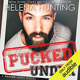Pucked Under                   Written by:                                                                                                                                 Helena Hunting                               Narrated by:                                                                                                                                 Rose Dioro,                                                                                        Jacob Morgan                      Length: 4 hrs and 54 mins     4 ratings     Overall 4.3