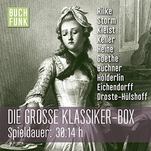 Die große Klassiker-Box audiobook cover art