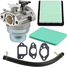 Harbot GCV160 Carburetor with Air Pre Filter Gasket for Honda GCV160A GCV160LA GCV160LAO GCV160LE Engine HRB216 HRR216 HRS216 HRT216 HRZ216 Lawn Mower 16100-Z0L-023