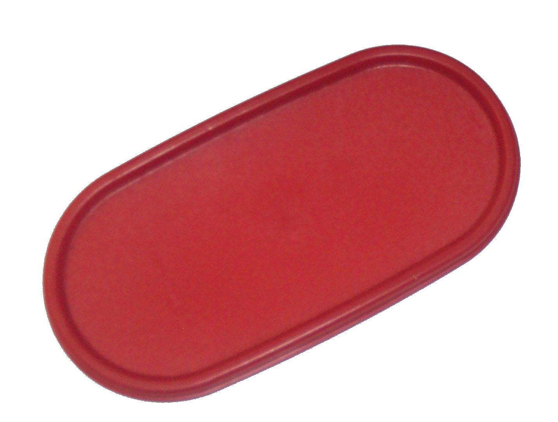 Tupperware – Recipiente hermético (ovalado, rojo pasión de ...