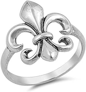 Best ring fleur de lis Reviews