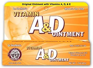 Dr. Sheffield's Vitamin A&D Ointment - 1ounce Tube