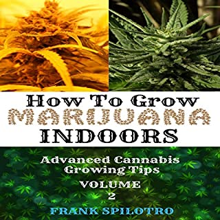How to Grow Marijuana Indoors audiobook cover art