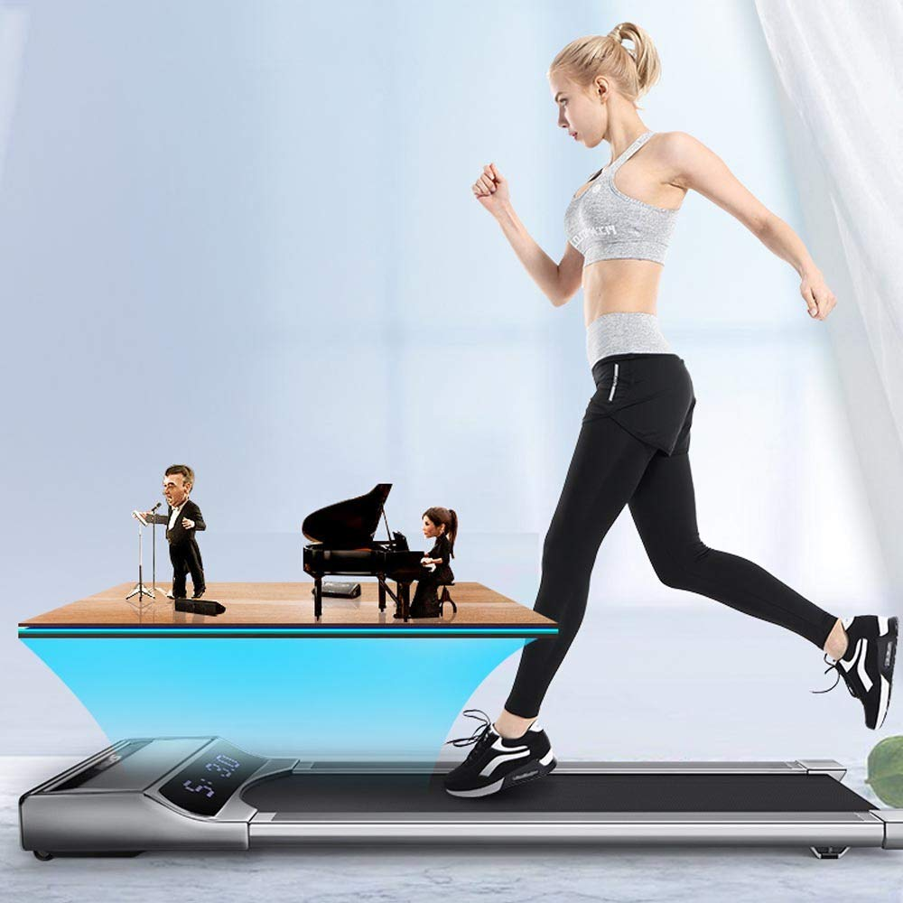 ROYWY Adjustable Incline Bluetooth PRO Treadmill Electric Motorised Folding Running Machine