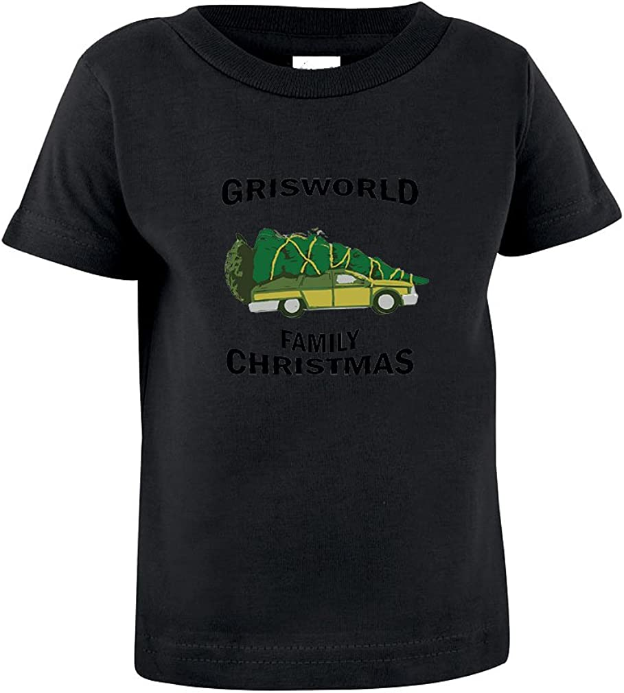 Griswold Family Christmas Style 1 Toddler Baby Kid T-Shirt Tee
