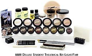 (Light/Fair) - Graftobian Student Theatrical Makeup Kit - Deluxe - Light/Fair