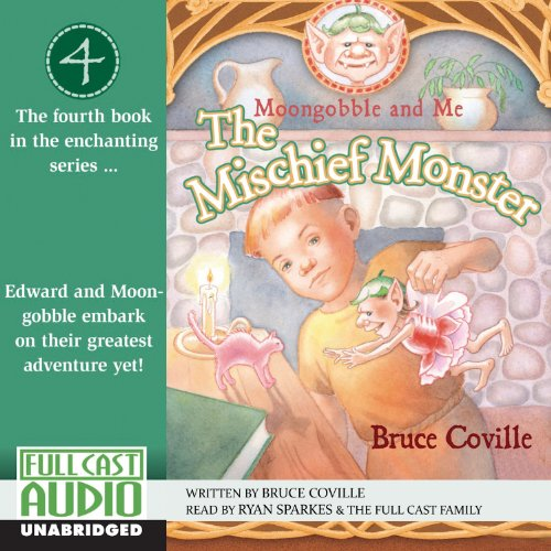 The Mischief Monster audiobook cover art