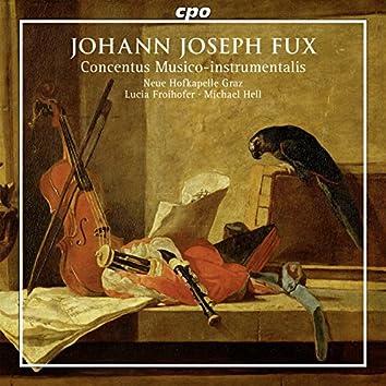 Fux: Concentus musico-instrumentalis
