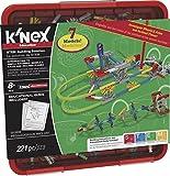 K'NEX Education - Maquinaria básica, Ruedas, Ejes y Planos Inclinados (41141)