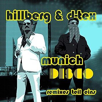 Munich Disco Remixes (Teil Eins)