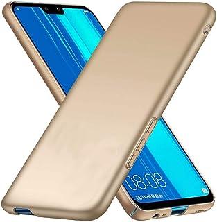 TenDll Case for Xiaomi Poco M2 Pro, [Ultra slim] and Hard PC protective Phone Case for Xiaomi Poco M2 Pro Cover -Gold