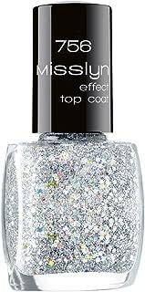 Misslyn Effect Top Coat No.756 Silver