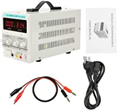 30V 10A Adjustable Variable Digital DC Regulated Power Supply Lab Grade w/Cable