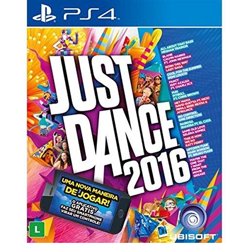 Jogo Just Dance 2016 - Ps4