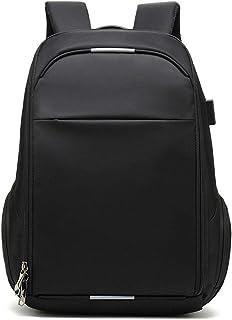 Mochila cómoda y Duradera Impermeable Bolsa De Mayor Capacidad Mochila Hombres Carga USB Impermeable Antirrobo para Viaj
