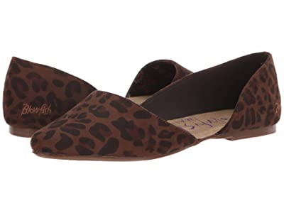 Blowfish Madera (Brown Autumn Leopard Micro Deluxe) Women