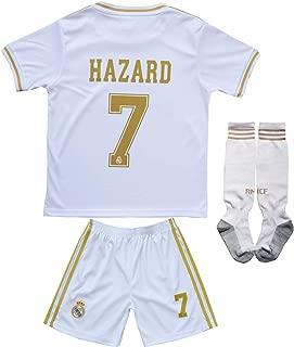 real madrid soccer uniforms