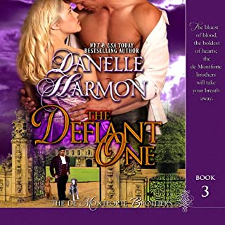 The Defiant One     The De Montforte Brothers, Book 3              By:                                                                                                                                 Danelle Harmon                               Narrated by:                                                                                                                                 David Stifel                      Length: 11 hrs and 1 min     3 ratings     Overall 5.0