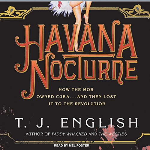 Havana Nocturne audiobook cover art