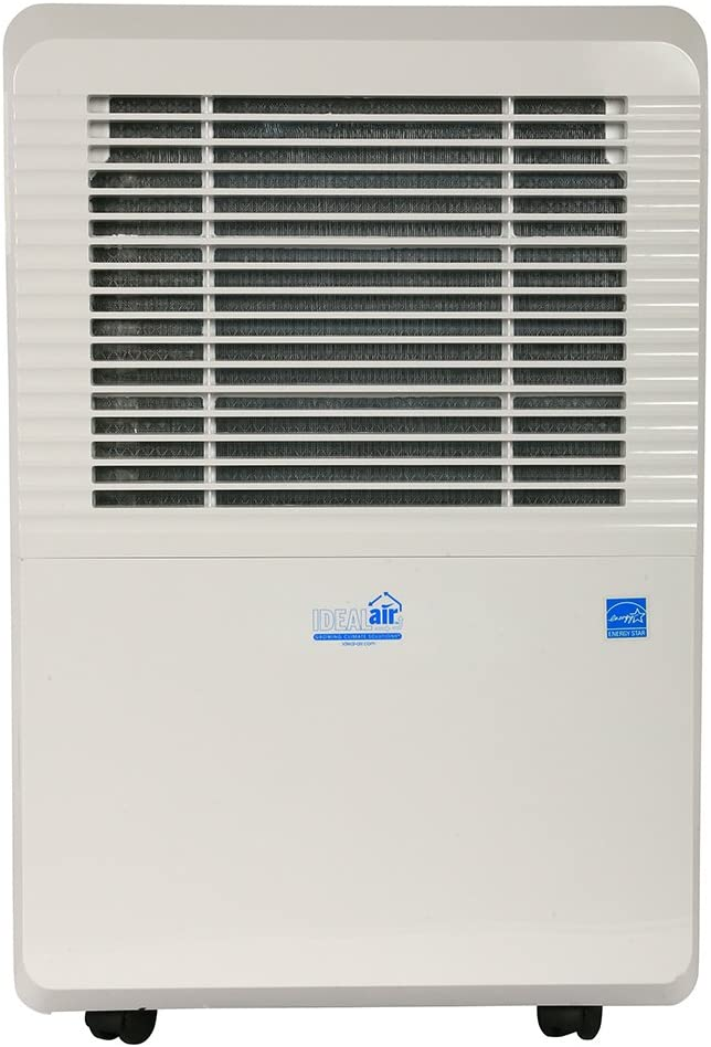 Ideal-Air Animer and price revision Dehumidifier 50 Pint Max 74% OFF Portable Display LED w Dehu
