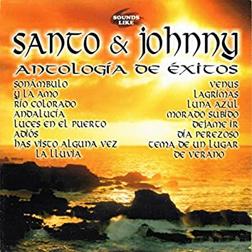 Santo y Johnny Antologia de Exitos