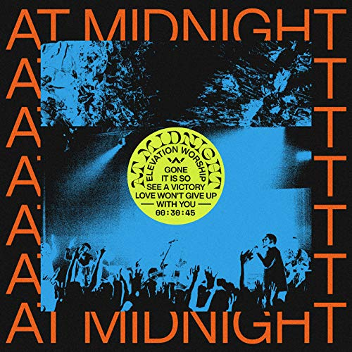 At Midnight - EP Album Cover
