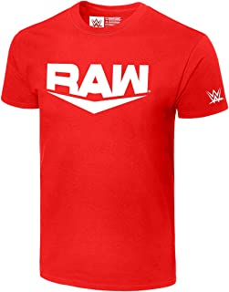 t shirt wwe raw