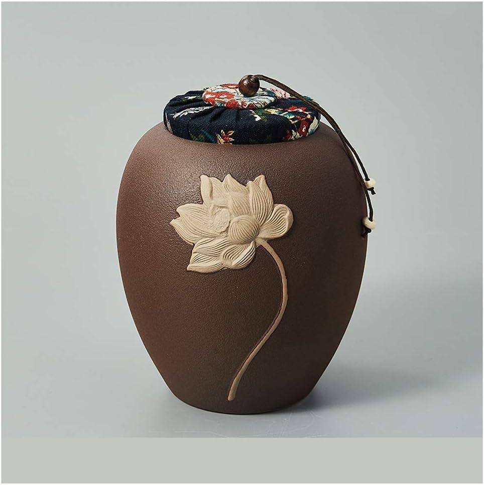 Daily bargain sale HPJDJXB Direct stock discount Cremation urn Keepsakes jar Urn Funeral Coffin