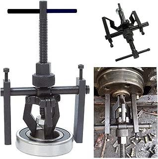 KUNHEWUHUA 3-jaw Pilot Sleeve Type Inner Bearings Puller Extractor Tool Kit Bearing Puller 3 Jaw