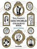 Terry Pratchett's Discworld Colouring Book: Artist's Edition (Artist Edition)