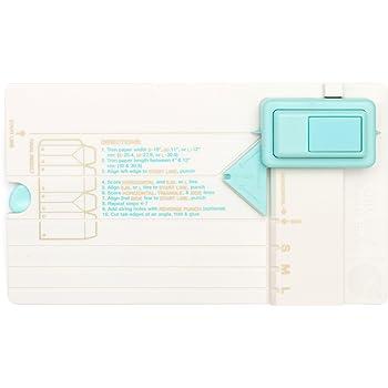 We R Memory Keepers - Tabla de boxeo y herramienta de puntuación desmontable, multicolor