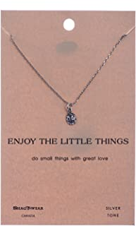 Favourite Animals Inspirations Quote Pendant Necklace