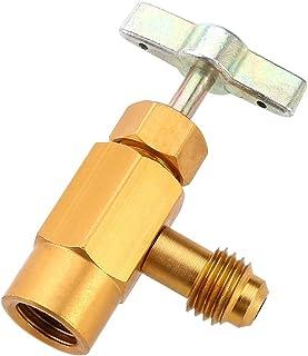 WINOMO R 134a AC Auto Klimaanlage Kältemittel Kann Gewinde Ventil Werkzeug Flaschenöffner