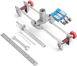 Huanyu Juego de 8 piezas para cerradura de puerta con llave DBB JIG1 con 3 cortadores 18 22 25 mm