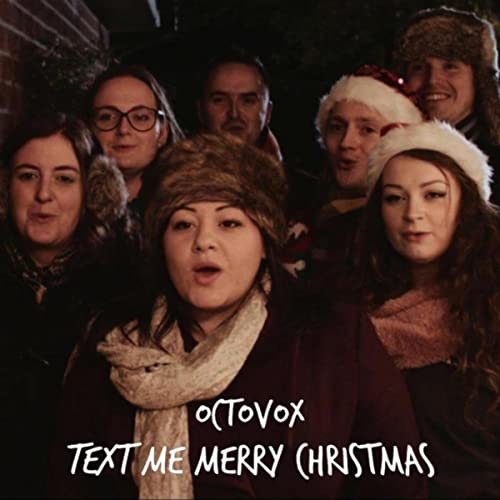 Text Me Merry Christmas.Text Me Merry Christmas By Octovox On Amazon Music Amazon Com