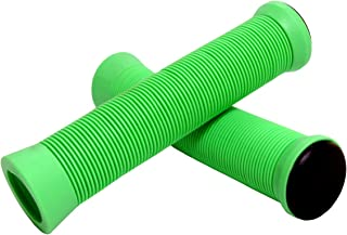 Z-FIRST Handle Bar Grips 145mm Soft Longneck Grips for Pro Stunt Scooter Bars and BMX Bikes Bars