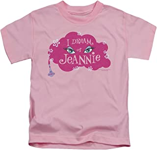I Dream of Jeannie Magic Lamp Unisex Youth Juvenile T-Shirt for Girls and Boys